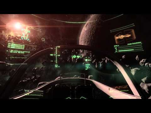 Star Citizen multi-crew realized