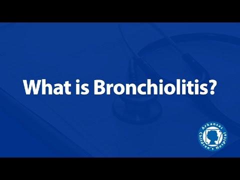 Bronchiolitis: Training and Treatment