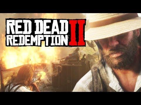 Flucht aus dem Dschungel 🎮 RED DEAD REDEMPTION 2 #053