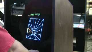 #480 Atari TEMPEST Cabaret/Mini Arcade Video Game - NICE! TNT Amusements