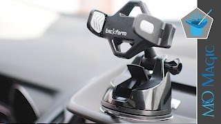 Tackform UltraGrip Universal Smartphone Car Mount – Review