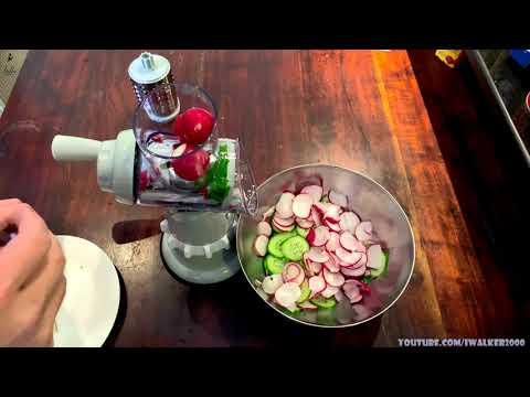 ЗаЕДУ/Домашние ГадЖеТы: приходится готовить самому на карантине - прикупил ручную суперхренорезку ;)