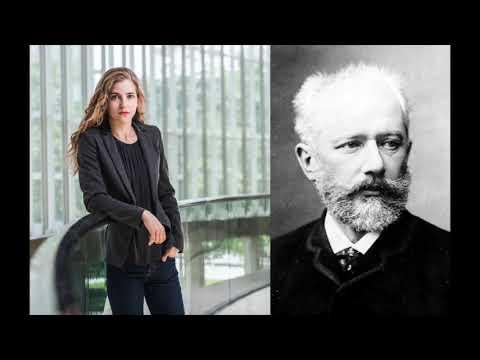 Karina Canellakis conducts Tchaikovsky: Symphony No. 4 (2016)
