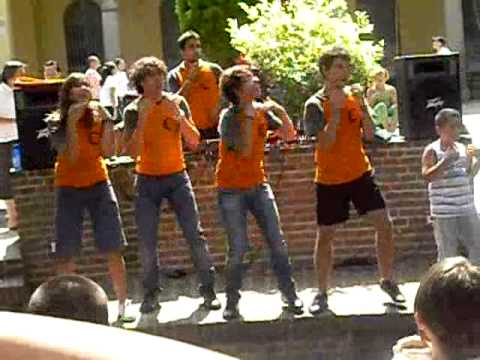Ascella dance ( Confronto 2009 )