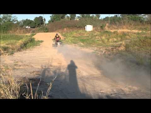 Quad Bike Mozambique