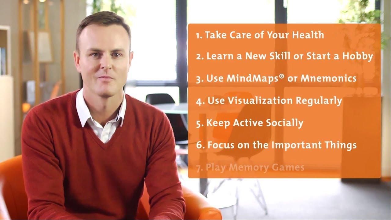 Improve Your Memory - Memory Skills from MindTools com