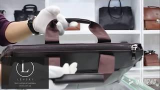 Мужская сумка-портфель Polo Vicuna V6601 | Обзор