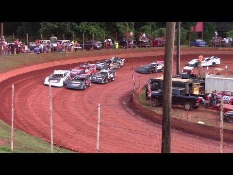 Winder Barrow Speedway Hobby 602 Feature Race 6/29/19