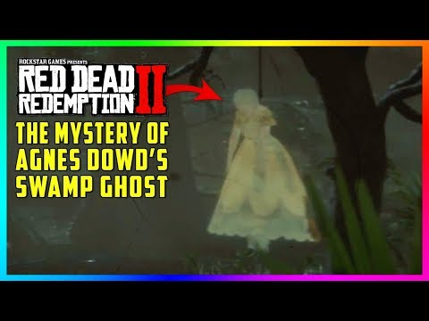 The Mystery Of What REALLY Happened To Agnes Dowd Before She Died In Red Dead Redemption 2! (RDR2)