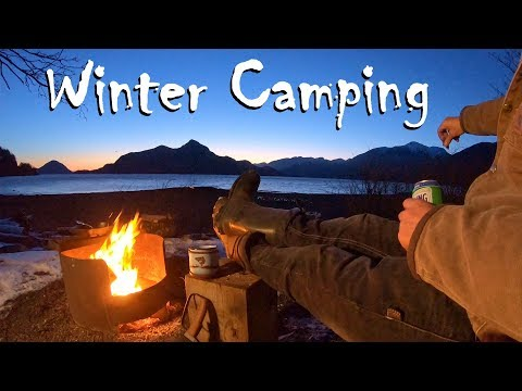 My Winter Camp Set Up Keeping Warm Mr Heater Buddy Review Roof-Top Tent