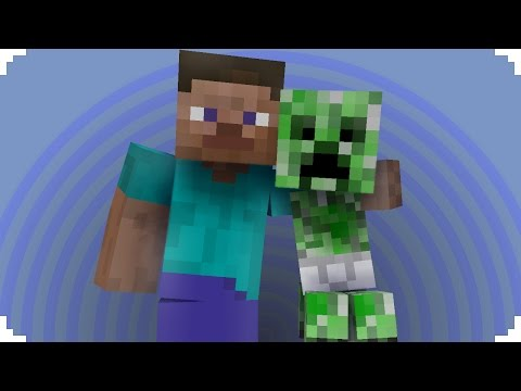 Baby Creeper (Minecraft Animation)