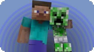 - Baby Creeper Minecraft Animation