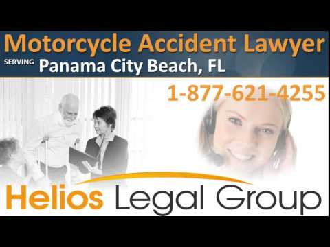 Panama City Beach Motorcycle Accident Lawyer & Attorney, Florida