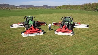 KUHN - GMD / FC - Triple Gang Mower / Triple Gang Mower Conditioners - Product review