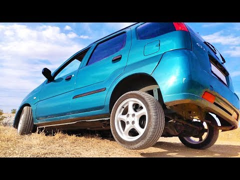 Mi Nuevo Coche | Nunca He Tenido Algo Asi - Subaru Justy (4x4)