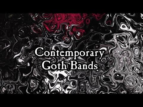 Goth is Not Dead (Part 1) | New Goth Music (2016) | Darkwave/Post-Punk/Gothic Rock