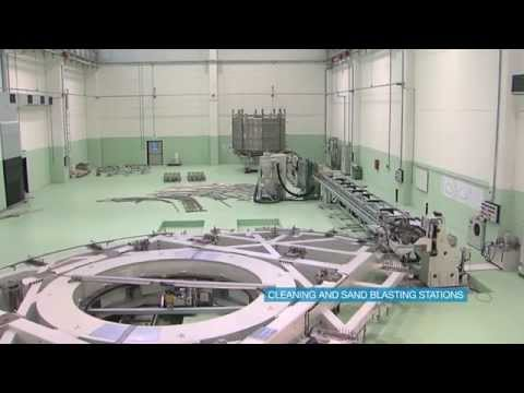Manufacturing the ITER Toroidal Field Coils