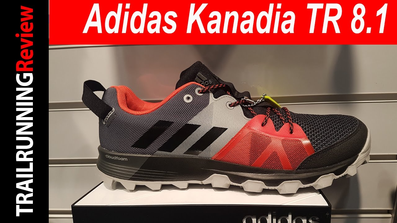 Adidas Kanadia TR 8.1 Preview