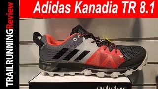 Patentar entrada Alivio  Adidas Kanadia 8.1 TR ❗Mejor oferta