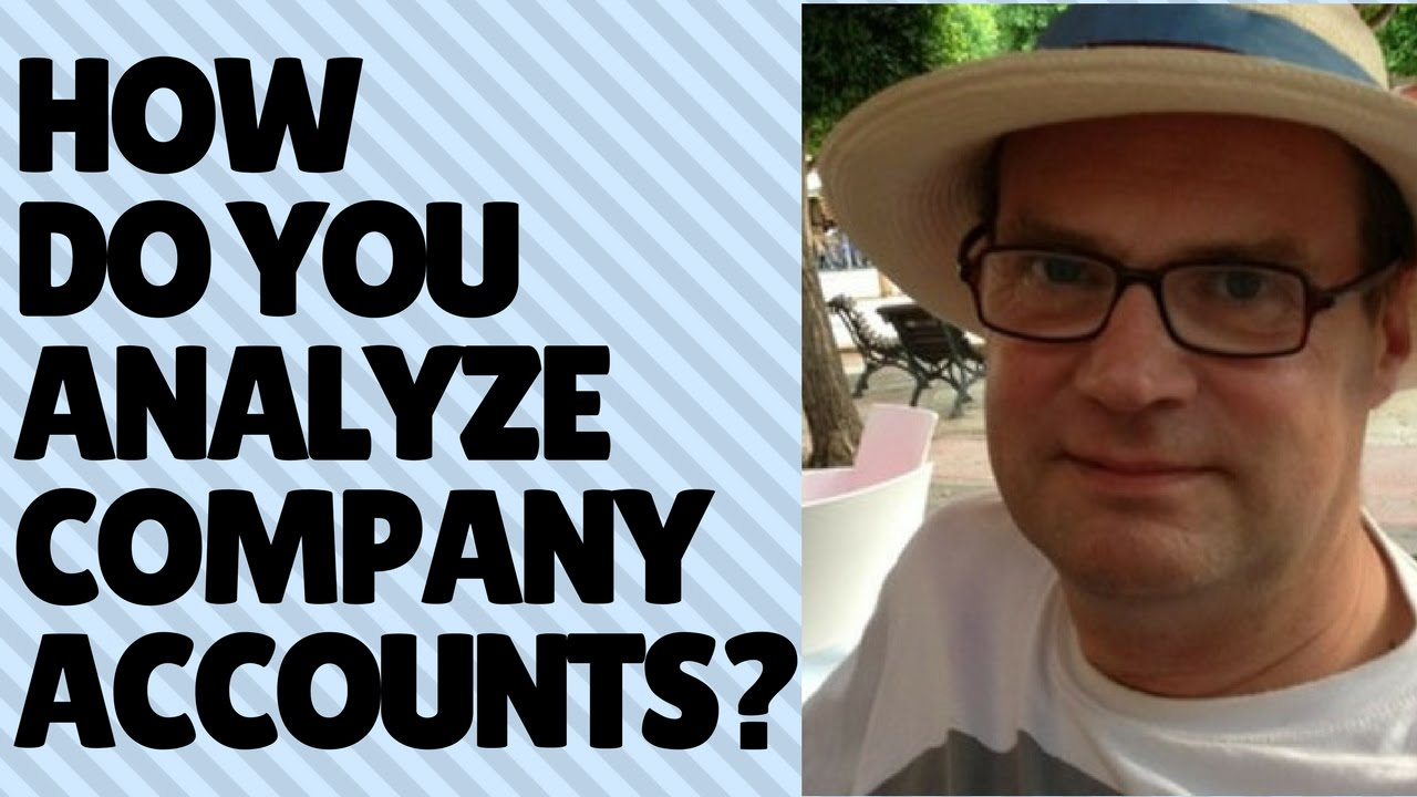 What is your trading style?  How do you analyse company accounts?