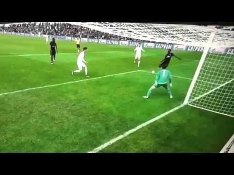 No salió al padre: mirá el papelón del hijo de Zinedine Zidane