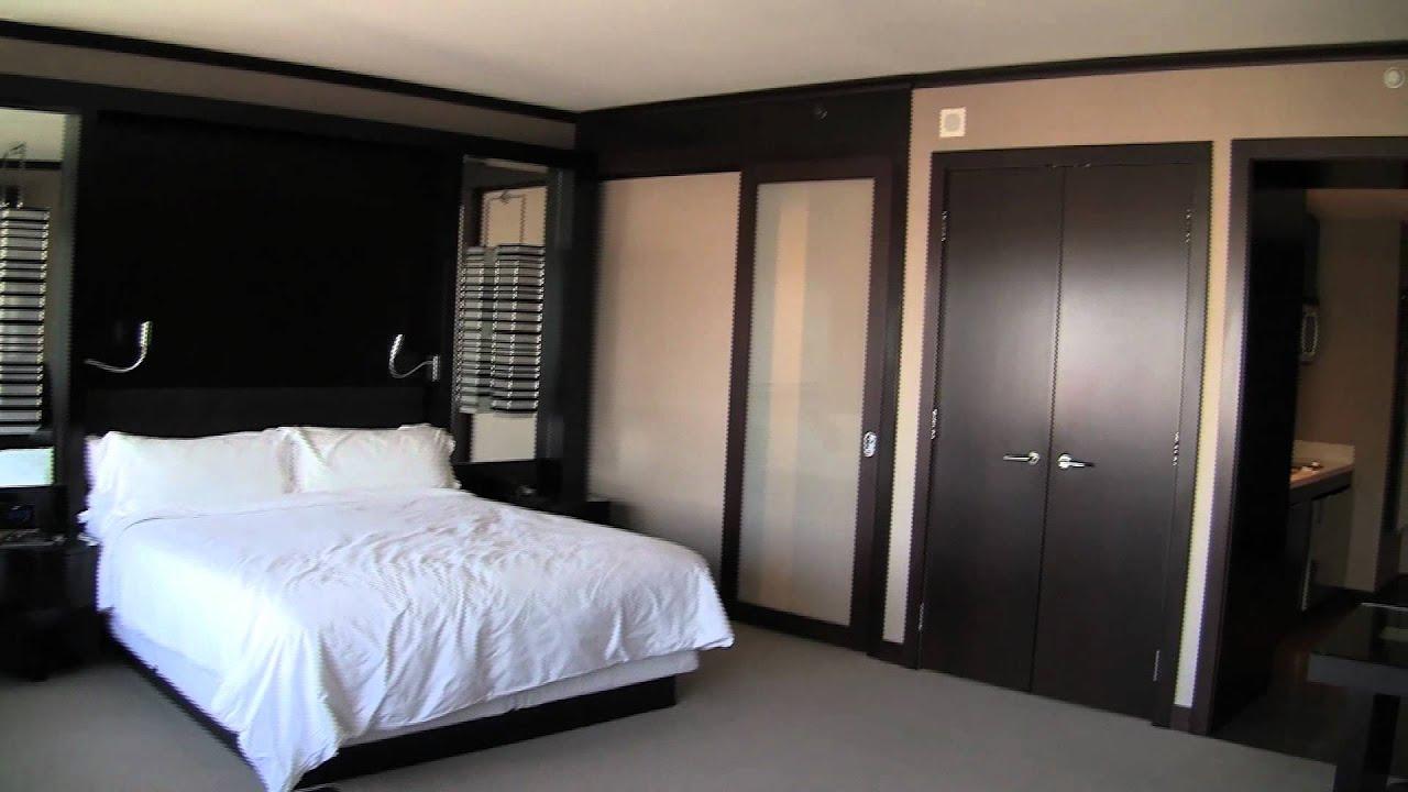 Vdara Las Vegas Detailed Hotel Room