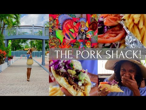 The Pork Shack | Turks and Caicos Food Series | Ep. 2