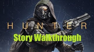 Destiny  [Hunter Class]   Venus Story   Level 13   Eye of a Gate Lord