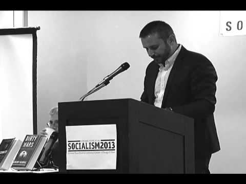 Jeremy Scahill: The War Against Whistleblowers