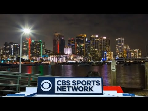 2019 NCAA CFB | College Football On CBS Sports Network Intro/Theme (AAC, Mountain West)