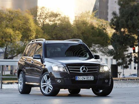 Тест драйв Mercedes Benz GLK (обзор).