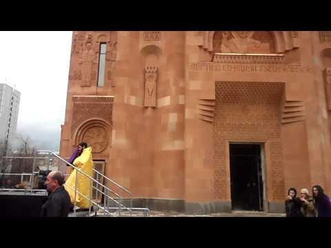 Армянская церковь в москве...Армяне