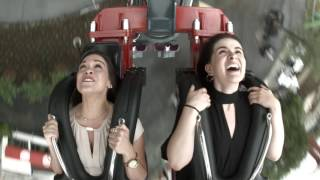 CATWOMAN Whip: POV at Six Flags Over Texas