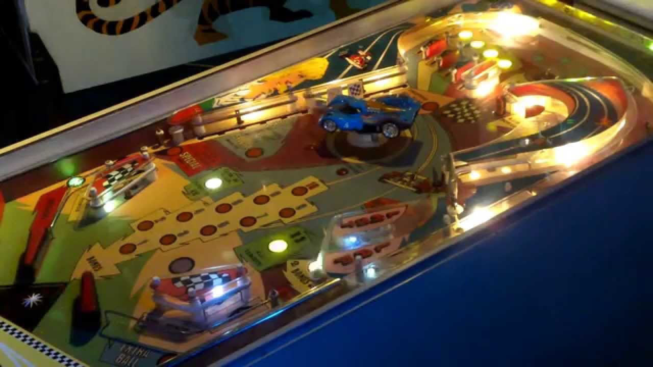 how to make a homemade pinball machine