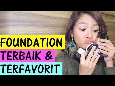 6 Foundation Terbaik dan Favorit Versi Gue