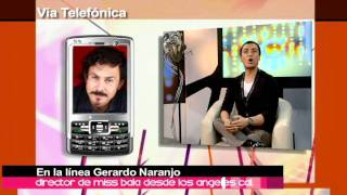 """""""Miss Bala De Gerardo Naranjo En Cannes 2011"""" EfektoTV Noticias Presenta:"""