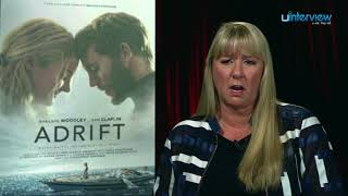 Tami Oldham Ashcraft On The Real-Life Story Behind Film 'Adrift,' Shaliene Woodley