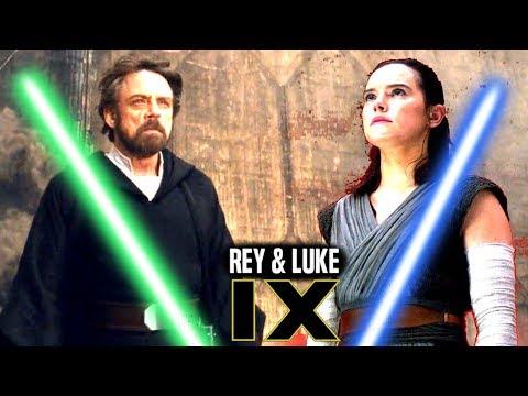 Star Wars! Rey Is Related To Luke In Episode 9  The Big Debate & More!