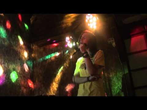 Mircea - Shape of my heart ( Karaoke - La dolce vita - Pitesti )