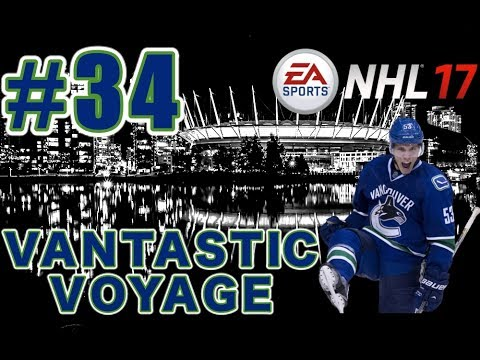 """NHL 17: Vancouver Canucks Franchise Mode #34 """"Superstar Rental? - Leading the Pac!"""""""