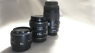 How does a camera lens work? Basics to build on.