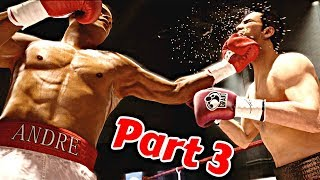 THE MEANEST UPPER CUT YOU WILL EVER SEE! THESE HANDS ARE LEGIT! - FIGHT NIGHT CHAMPIONS PART 3