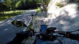 MT09 2017 / FZ09 2017/Crash