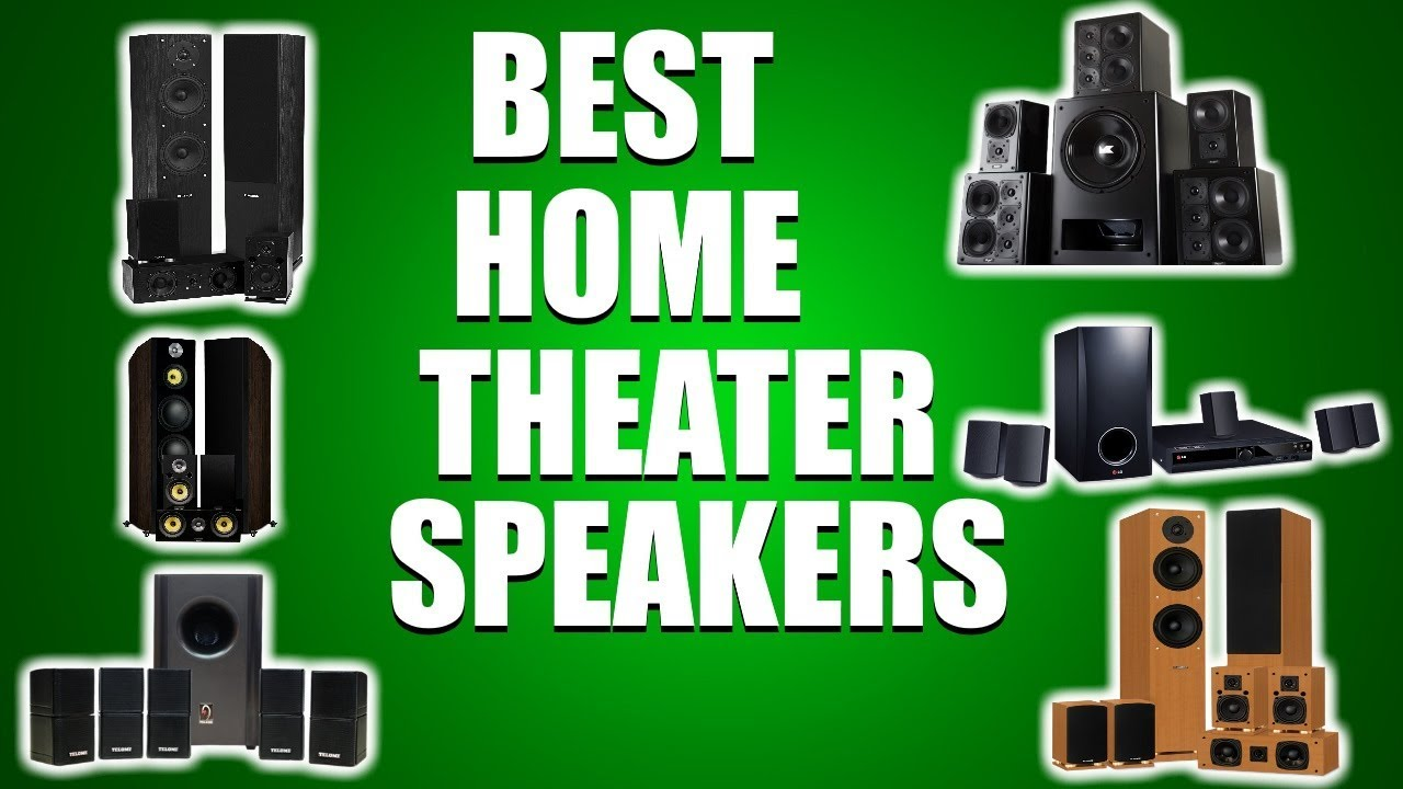 c0d2d1747c1d4 Top 9 Best Home Theater Speakers in 2019 you MUST Buy Today! - YouTube