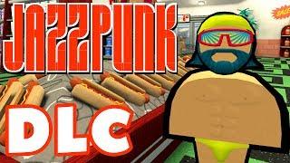 Jazzpunk - Gameplay Walkthrough Part 7 - Flavour Nexus DLC (PC Indie Game)