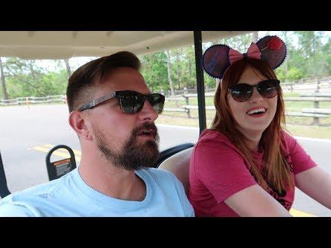 Walt Disney World Fort Wilderness Campground & Resort Tour | Golf Cart Tour, Pool & Food Locations