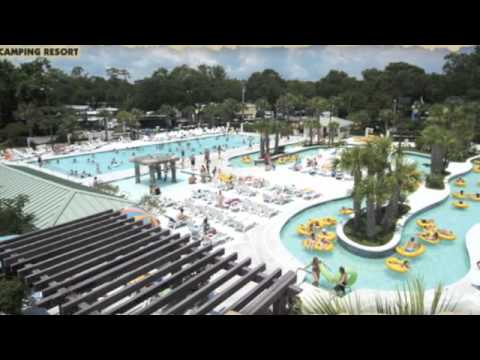 Pirateland Campground Myrtle Beach Info Video