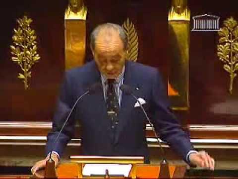 07-05-1996 Réception dans l'Assemblée National français de SM Hassan II
