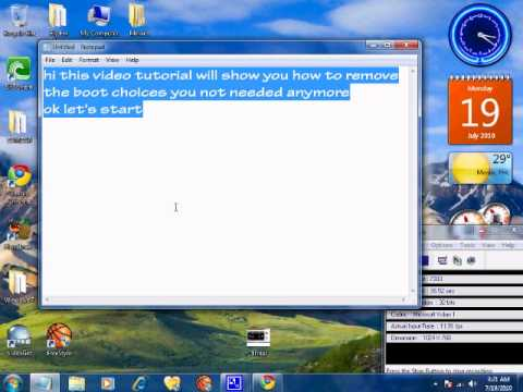 how to use windows boot manager