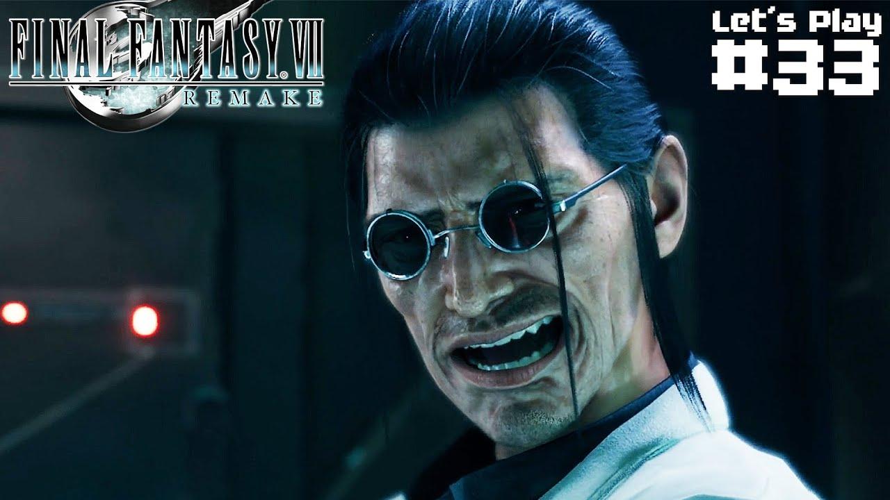 Diese kranken Schweine! 😡😭 • Final Fantasy VII Remake ☄ #33 ★ Let's Play